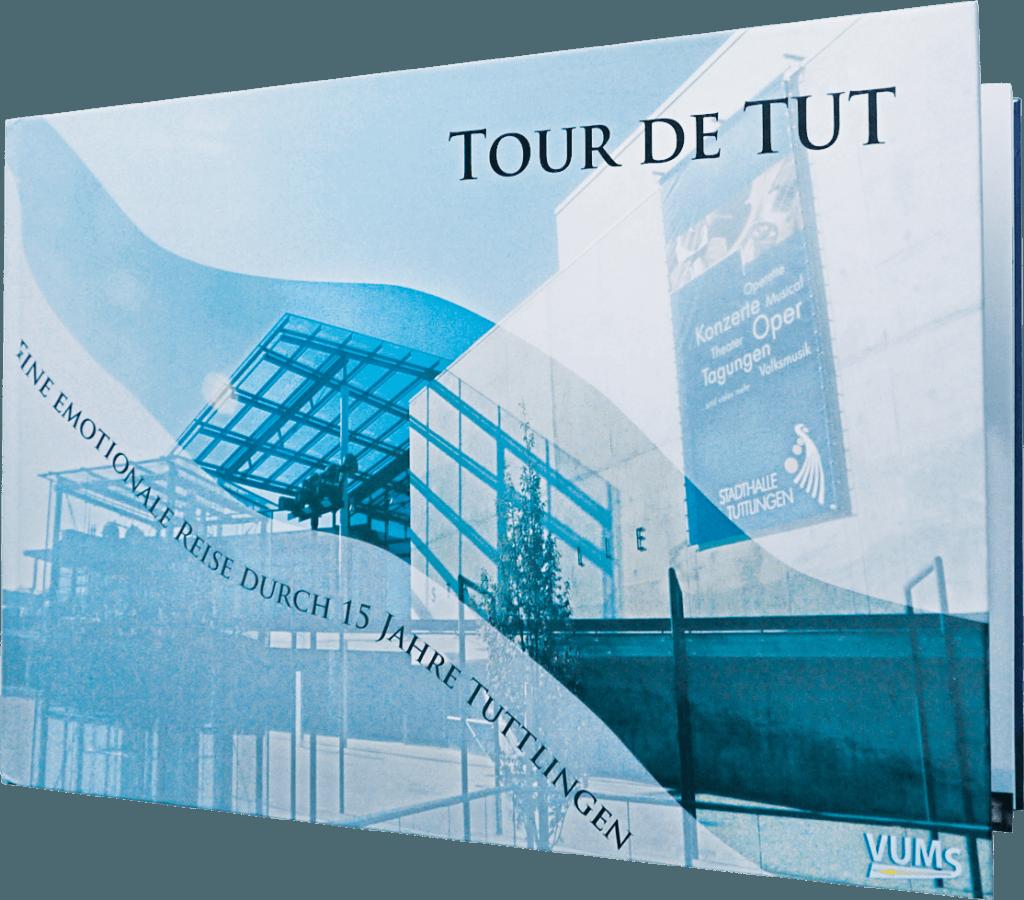"""Coverbild von """"Tour de TUT"""" eine emotionale Reise durch Tuttlingen"""